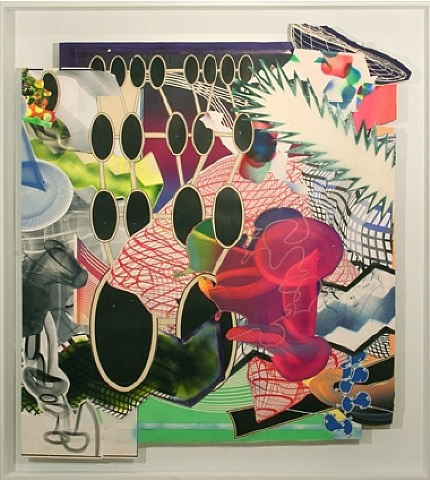 Frank Stella, American painter and printmaker, noted for his work in the areas of minimalism and post-painterly abstraction.