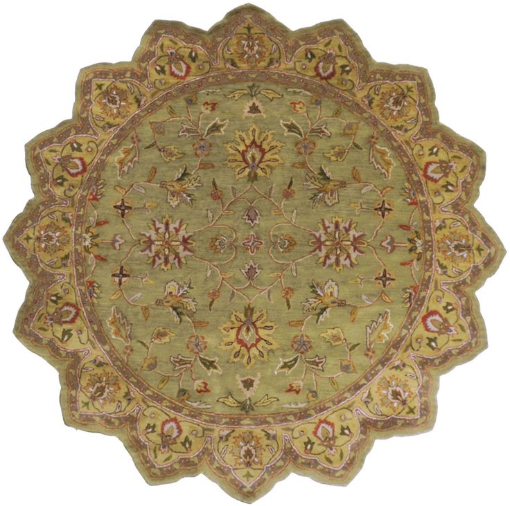 Surya CRN6001 Crowne Star Area Rug