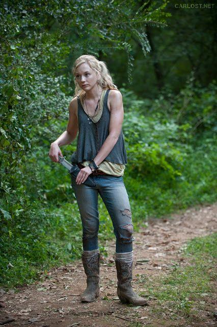 Emily Kinney The Walking Dead
