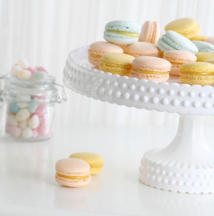 Passion 4 baking » Lovely Lemon Macarons