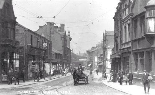 Market Street, Longton, Stoke on Trent