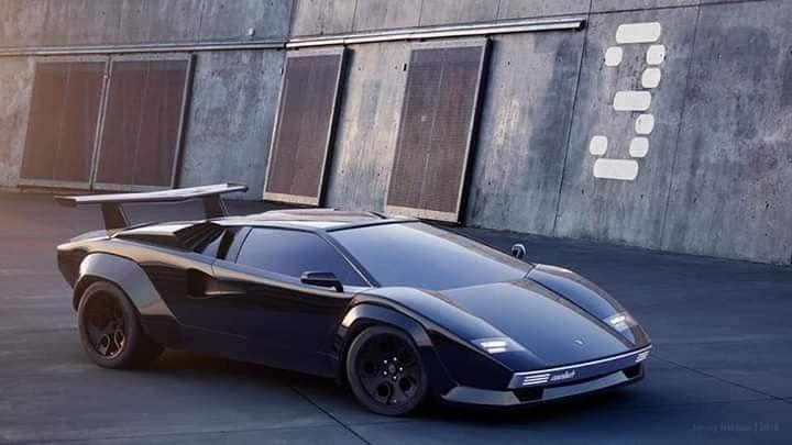 Custom Lamborghini Countach Just Cars Lamborghini Bmw Cars