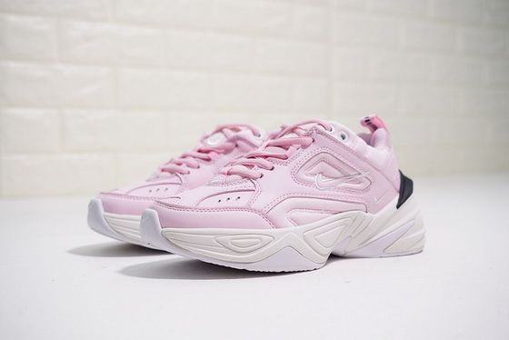 cheap for discount cd6ef 5daf6 Nike M2K Tekno Pinky White Black A03108 600 cheap shoe shop Shoe