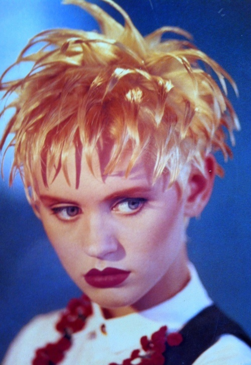 spiky haircuts for 17 best images about 80s hair on 80s makeup 3462
