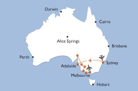 3-weekse rondreis door Zuid-Australië