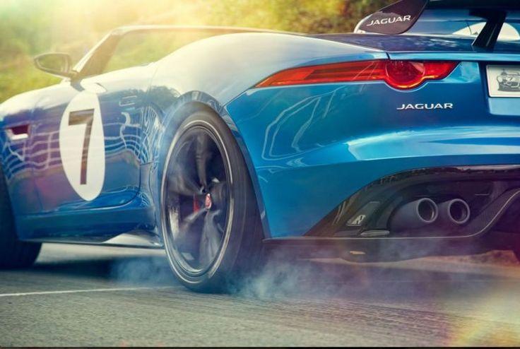 8 of the Best Cars from the 2014 Pebble Beach Concours D'Elegance. Find out about Jaguar's Project 7... #Jaguar #spon