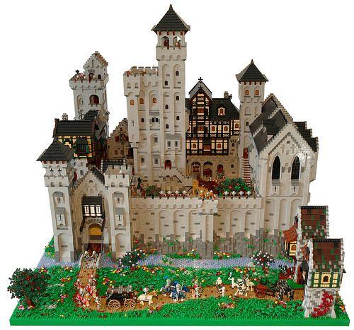 58 best lego castles images on pinterest lego castle for Final fortress blueprints