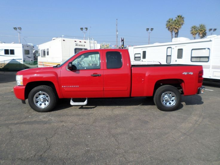 2009 Chevrolet Silverado 4x4 Extened Cab For Sale by Owner