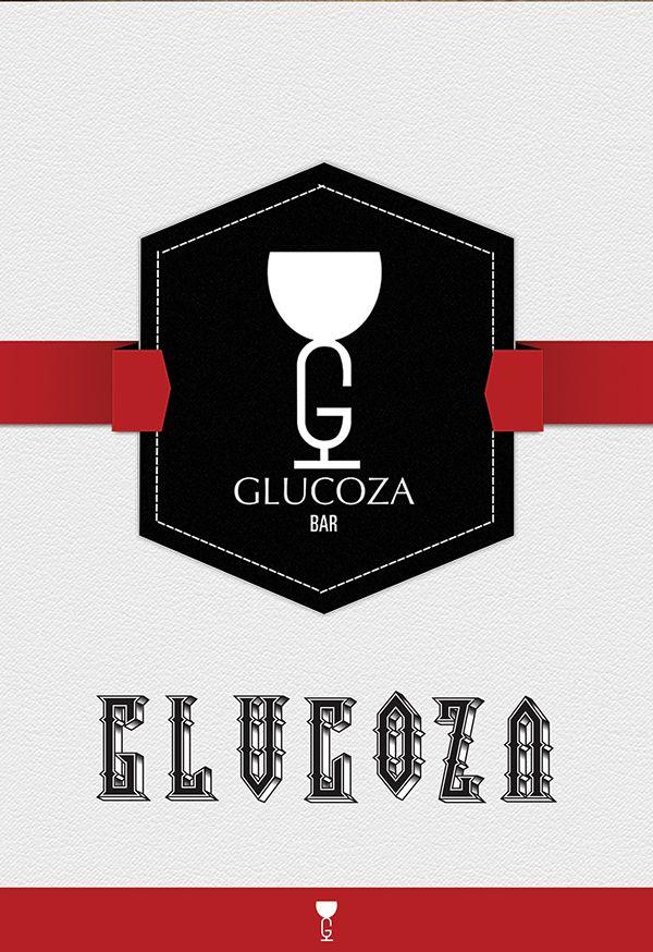 Glucoza Bar Logo on Behance