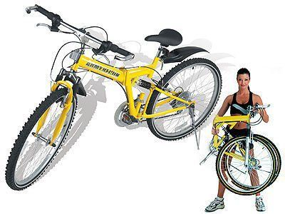 Folding Mountain Bike - http://www.bicyclestoredirect.com/folding-mountain-bike/