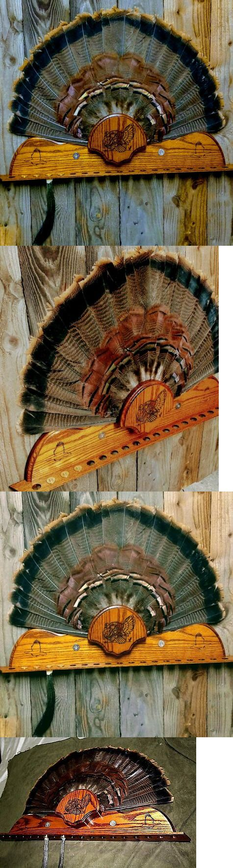 Taxidermy Supplies 71130: Wild Turkey Hunting Mount For Beard Tail Holder Trophy Panel Plaque Taxidermy -> BUY IT NOW ONLY: $74.95 on eBay!