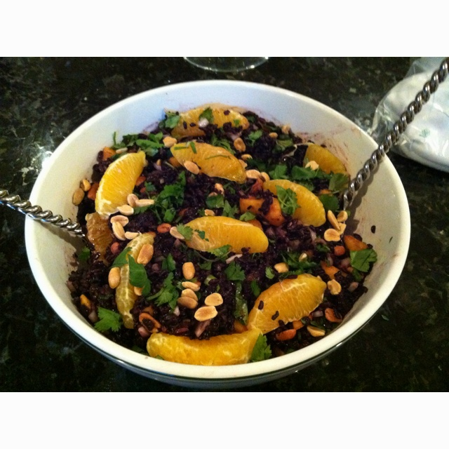 24 best images about Food (Black Rice) on Pinterest ...