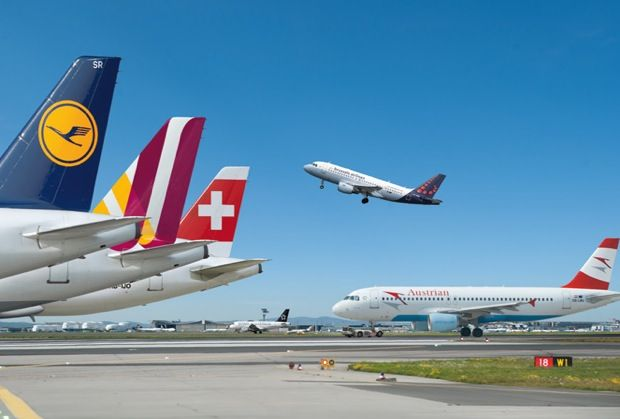 Lufthansa Group transports 12.4% more passengers in February than the previous year