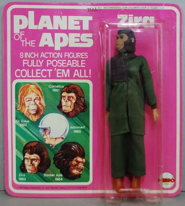1973 Zira (Planet Of The Apes) action figure   (I had Zira, Cornelius and Dr Zaius. Sorta strange for a 10 yr old girl I suppose but I thought they were so cool)