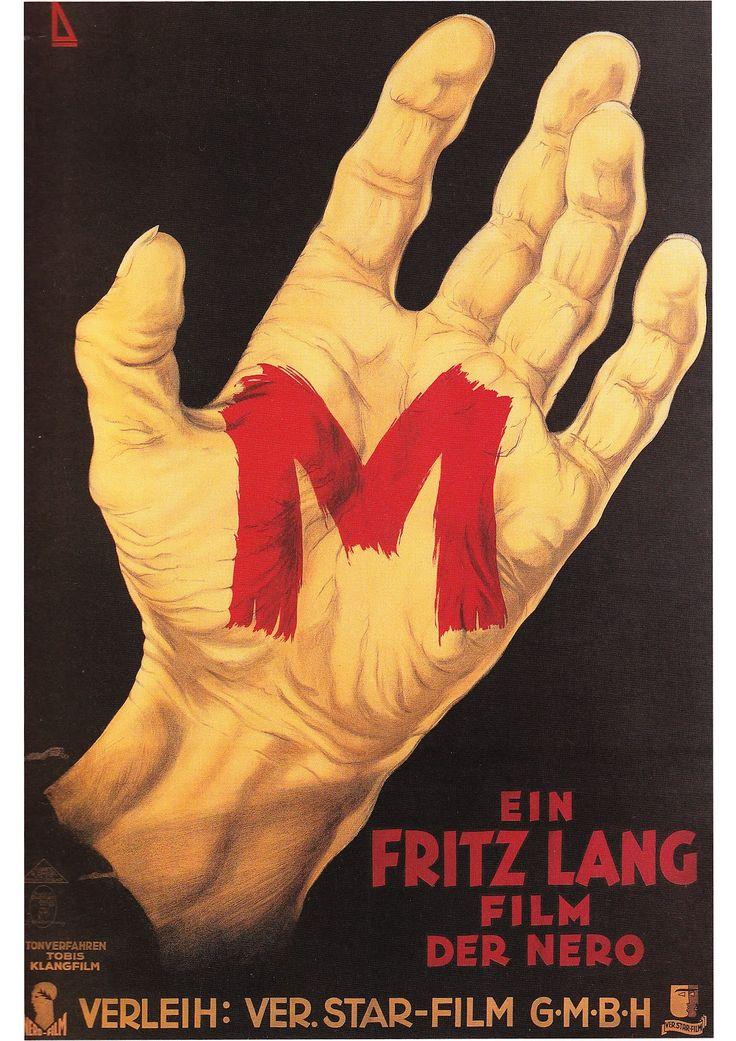 フリッツ・ラング監督のMという映画