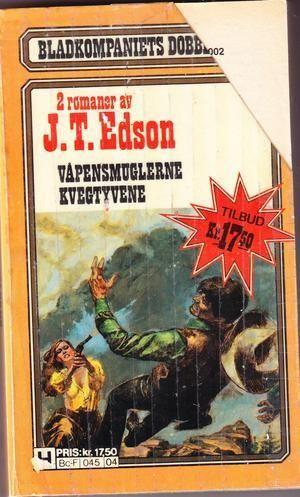 """Trouble Trail (Corgi western)"" av J.T. Edson"
