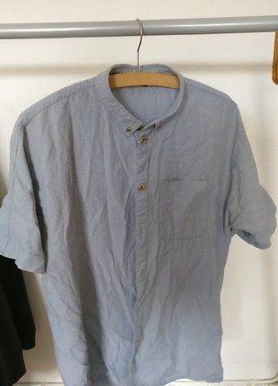 Kaufe meinen Artikel bei #Kleiderkreisel http://www.kleiderkreisel.de/herrenmode/hemden/150886400-kurzarmliges-hemd-von-dr-denim