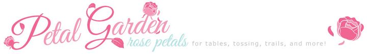 Petal Quantity Calculator by Petal Gardent - Includes aisle, table, flower girl, and tossing needs!