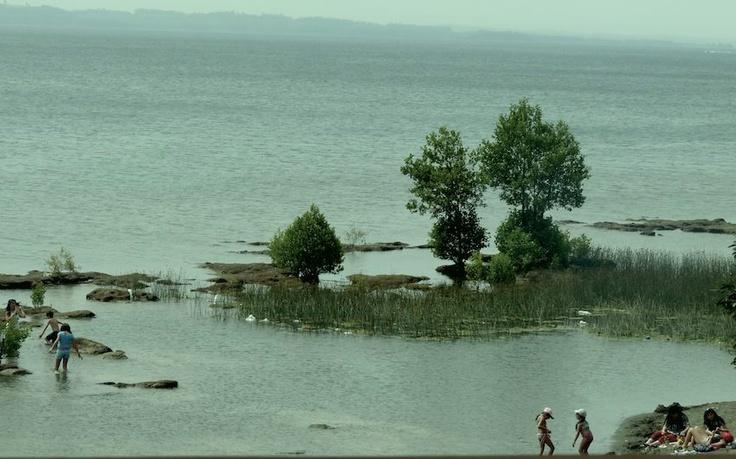 Puerto Varas - Puerto Chico Beach  #puerto varas #puertochico #beach #patagonia #chile #south #germanimmigrants