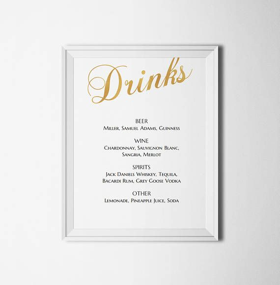 41 best Wedding menu images on Pinterest Menu templates, Place - dinner party menu template
