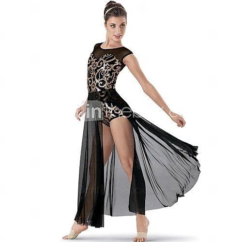 Ballet Dance Dancewear Adults' Children's Sequin Ballet Dress (More Colors) - EUR €71.24