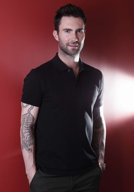 Adam Levine. If you say 'Hey, that's the guy from The Voice', you seriously need to listen to better music.