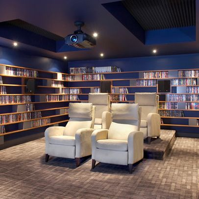 Media Room Design Ideas, Pictures, Remodel, And Decor   Page 6