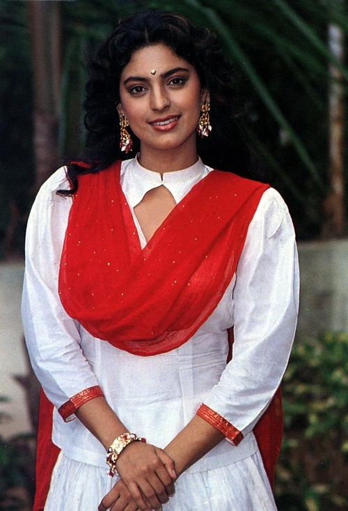 "I just watched Juhi in ""Son of Sardar"" and I was reminded again why I absolutely LOVE her so much."