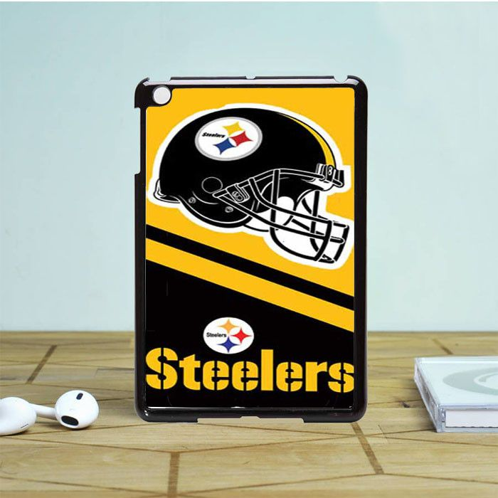 Pittsburgh Steelers Helmet Stripes iPad Mini 2 Case Dewantary