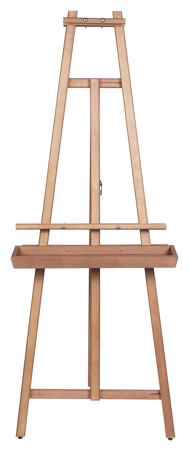 Cómo construir un caballete portátil de madera