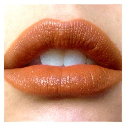Cliff Hanger .. Opaque Matte Lipstick - Impulse Cosmetics
