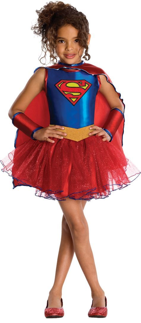 Supergirl Costume for Girls - Party City