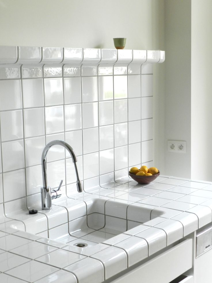 D-tile is a system which allows any space or object to be completely covered with tiles. This is possible because the D-tile collection consists of flat-, construction-, and function-tiles. The quality of all D-tile products, frost resistant stoneware, ensures that it is applicable everywhere and under all circumstances. And where...