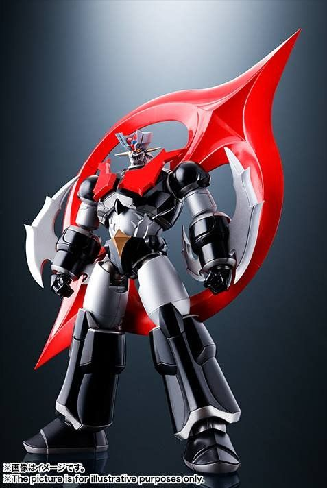 Bandai - Super Robot Chogokin - Mazinger ZERO (Mazinger Z)