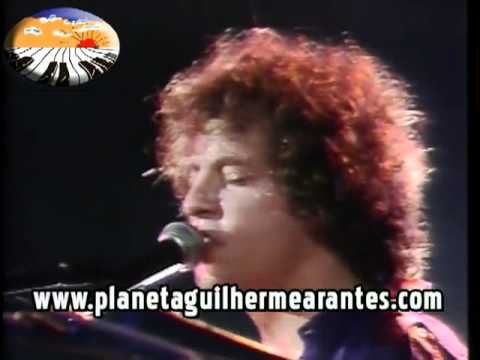 1986 - Guilherme Arantes - MEU MUNDO E NADA MAIS ao vivo