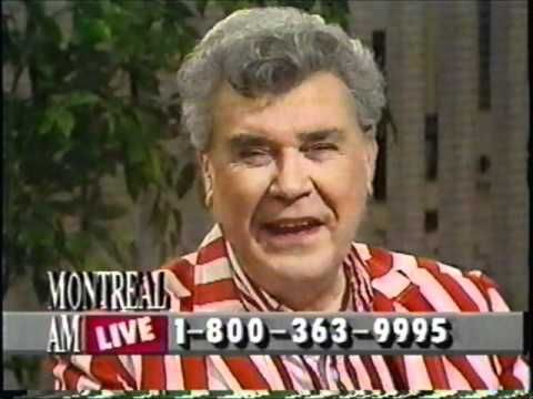 JJ Part 1.wmv  Johnny Jellybean. If you grew up in Montreal in the 1960s, you know who this is.