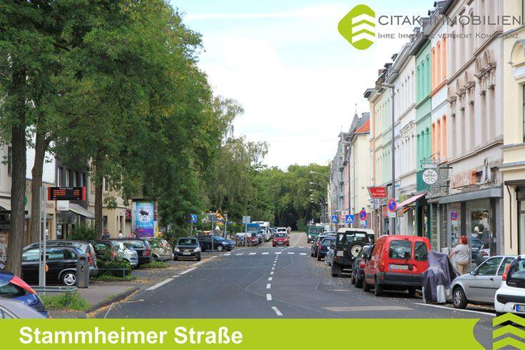 Köln-Riehl-Stammheimer Straße