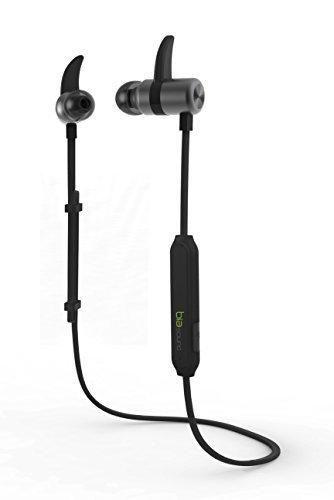 Biasound Bluetooth Headphones Magnetic Sweatproof in Ear Sport Wireless Bluetooth Headphones Earphones Earbuds with Mic Microphones 4.1 Stereo