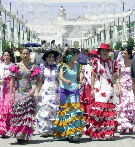 Feria de Malaga – One of the largest festivals in the country