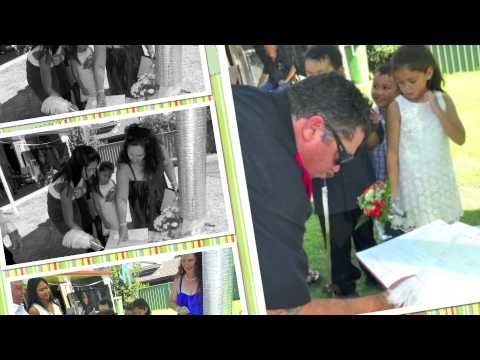 Victor & Maricel 05.04.14 Private Garden Ceremony Video by Kerrie Beaver on Youtube