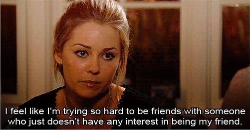 Omg if this doesn't perfectly describe the last several friendships I've let go of!!!