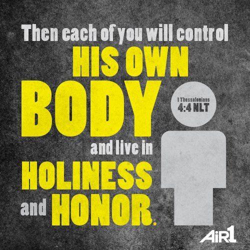 1 Tesalonika 4:4