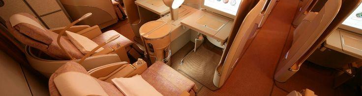 Las 10 mejores aerolíneas para viajar en clase ejecutiva