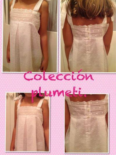 camisón pijamas niña ropa niña
