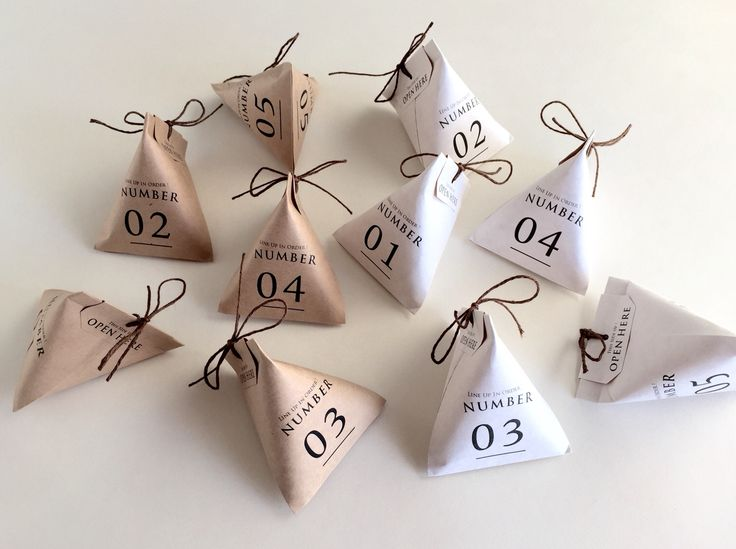 "Self promotion idea.  Simply charming.  Put a Hershey kiss inside with a ""fortune"" and keep those clients amazed at your creativity."