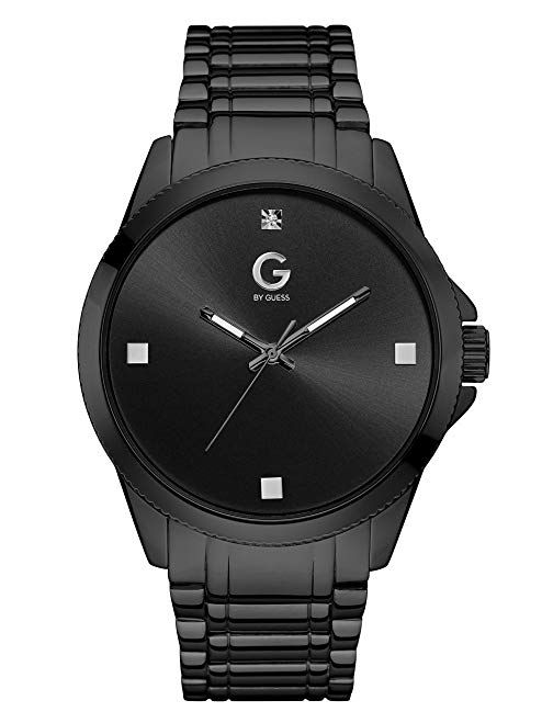 G by GUESS Men s Black and Crystal Watch Review  557765bc8cf