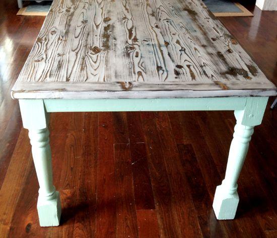 The Best Rustic Farmhouse Paint Colours: 25+ Best Ideas About Painted Farmhouse Table On Pinterest