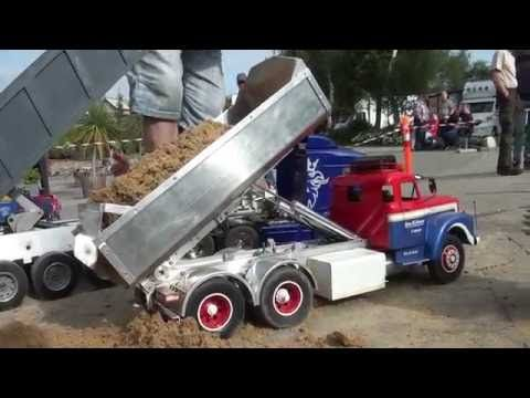 RC Truck (Jesperhus 2016 Hard Work) - YouTube