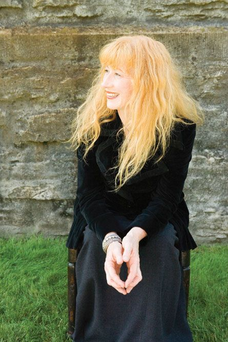 Loreena McKennitt, Her music has enchanted me for decades...