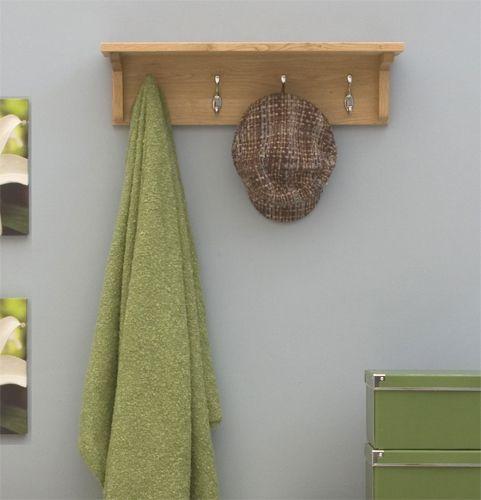 mobel solid oak reversible. mobel oak wall mounted coat rack furniture home decor interior solid reversible